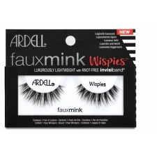 Ardell Faux Mink Knot-Free Wispies Eyelashes
