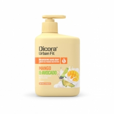 Urban Fit Hand Soap Vitamin E Mango & Avocado oil 500ml