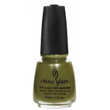 China Glaze Nail Polish Westside Warrior - Metro