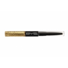 BYS Glitter & Liner Duo Gold