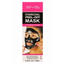 BYS Mask Peel Off Charcoal 100 ml
