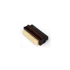 Basicare Nail Brush With Pumice Bamboo