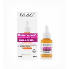 Balance Serum Wrinkle Freeze Snake Venom 30ml