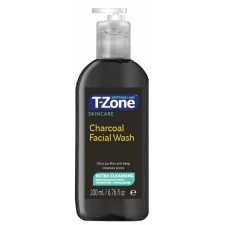 Newtons Labs T Zone Charcoal Facial Wash 200ml