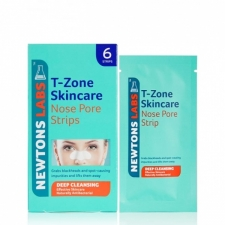 Newtons Labs T-Zone Nose Pore Strips 6 pc