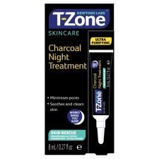 Newtons Labs T Zone Charcoal Night Treatment 8 ml