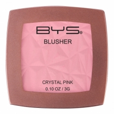 BYS CRYSTAL Collection Blush Compact CRYSTAL PINK