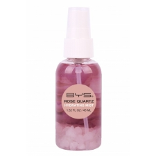 BYS CRYSTAL Collection Niisutav näosprei Rose Quartz 45 ml