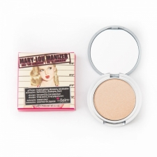 theBalm highlighter Mary Lou Manizer Travel Size