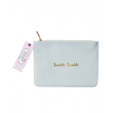 The Vintage Cosmetic Company Cosmetic Bag Twinkle Blue
