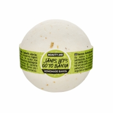 Beauty Jar Bath Bomb Janis, Let's Go To Banya 150g