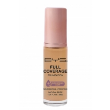 BYS Foundation Full Coverage Natural Beige 30ml