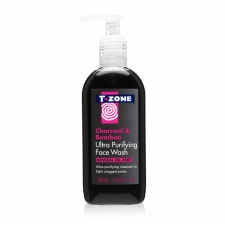 T Zone Face Wash Ultra Purifying  Charcoal and Bamboo 200ml