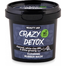 Beauty Jar Clearing Rubber Mask Crazy Detox 20 g
