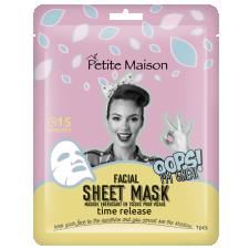 Petite Maison Sheet Mask Time Release 25ml