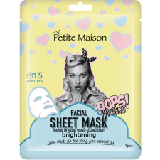 Petite Maison Sheet Mask Brightening 25ml