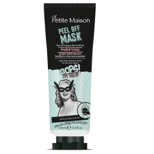 Petite Maison Oops I`m Great! Face Mask Purifying Peel Off Black 120ml