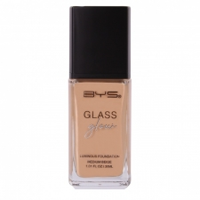 BYS Foundation Glass Glow Luminous Medium Beige 30ml