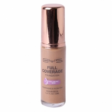 BYS Foundation Full Coverage Medium Beige 30ml
