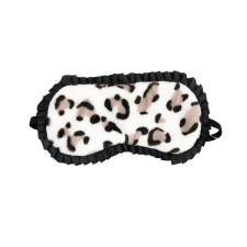The Vintage Cosmetic Company Sleep Mask Leopard Print