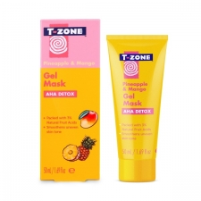 T Zone Skincare Gel Face Mask Pineapple and Mango 50ml