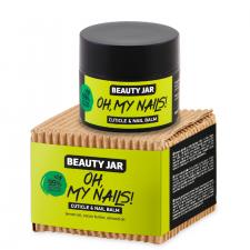 Beauty Jar Kynsinauhan ja kynsien voide Oh, My Nails! 15ml