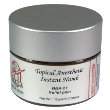 Topical Anesthetic, Instant Numb