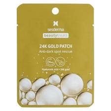 Sesderma Beauty Treats 24K Gold Patch Silmänympärysihon kultalaastarit 2pc
