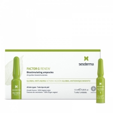 Sesderma Factor G Renew Biostimulating Ampoules 7x1,5ml