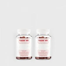Placent Activ Milano Hair Food Supplement Gummies Жевательные витамины для роста волос 2x60шт