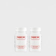Placent Activ Milano Hair Vitamins 2x60pc