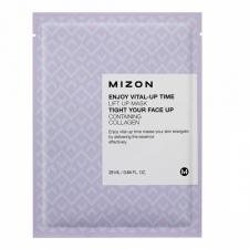 Mizon Enjoy Vital Up Time Lift Up Mask Лифтинг маска c коллагеном 25мл