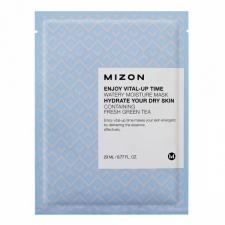 Mizon Enjoy Vital Up Time Watery Moisture Mask Увлажняющая тканевая маска 23мл