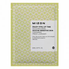 Mizon Enjoy Vital Up Time Soothing Mask Успокаивающая тканевая маска 23мл