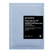 Mizon Enjoy Vital Up Time Nourishing Mask Тканевая питательная маска 25мл