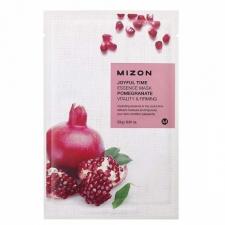 Mizon Joyful Time Essence Mask Pomegranate Тканевая маска с гранатовым соком 23г
