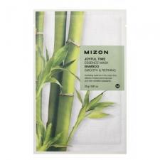 Mizon Joyful Time Essence Mask Bamboo Тканевая маска с экстрактом бамбука 23г