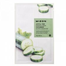 Mizon Joyful Time Essence Mask Cucumber Тканевая маска с экстрактом огурца 23г