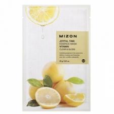 Mizon Joyful Time Essence Mask Vitamin Тканевая маска для лица с витамином C 23г