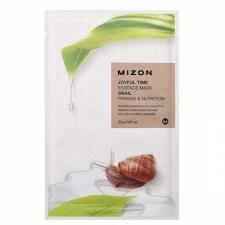 Mizon Joyful Time Essence Mask Snail Тканевая маска с экстрактом улитки 23г