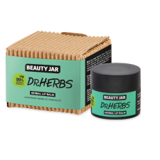Beauty Jar Herbal lip balm Dr.Herbs 15ml