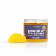 Nurme Sea Buckthorn and Orange Sugar Scrub 250g