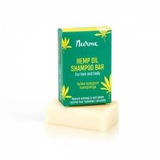 Nurme Hemp Oil Shampoo Bar for normal and oily hair 100g