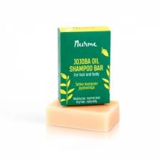 Nurme Jojoba Oil Shampoo Bar for normal and dry hair 100g