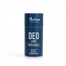 Nurme Natural deodorant lime and patchouli 80g