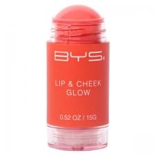 BYS Lip and Cheek Glow Natural Põsepuna 15g