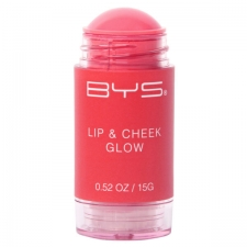 BYS Lip and Cheek Glow Peach Põsepuna 15g