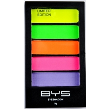 BYS Eyeshadow 5 pc NEONS