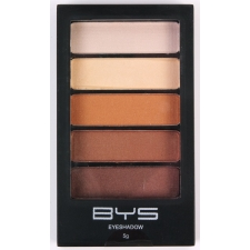 BYS Eyeshadow 5 pc NATURAL DELIGHT