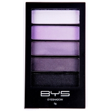 BYS Eyeshadow SMOKEY PURPLES 5 pc